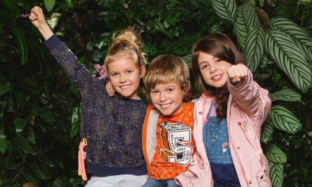 dzieci o modzie, talencie i sławie