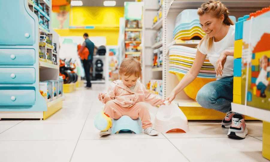 Odpieluchowanie - jak odpieluchować dziecko?